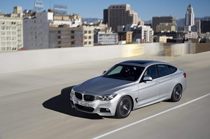 BMW 3-Series Gran Turismo – the wraps come off Image #153124