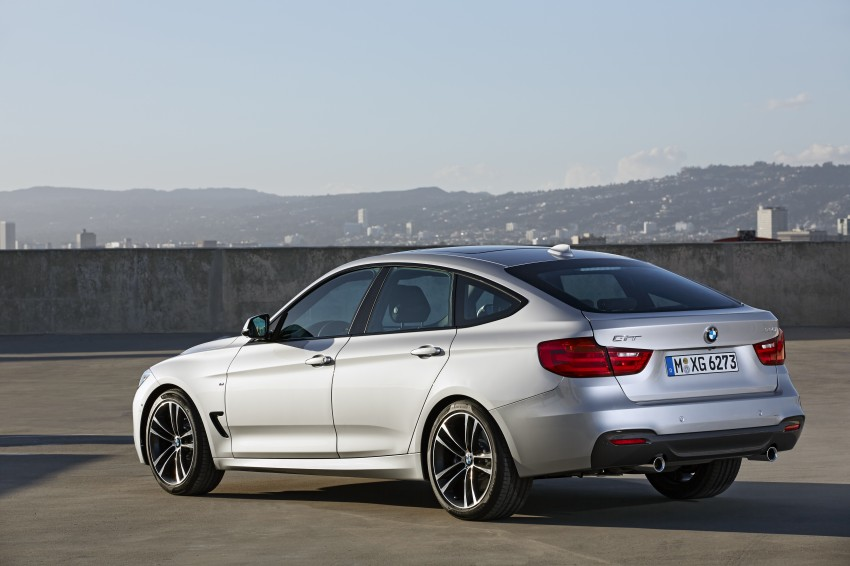 BMW 3-Series Gran Turismo – the wraps come off Image #153126