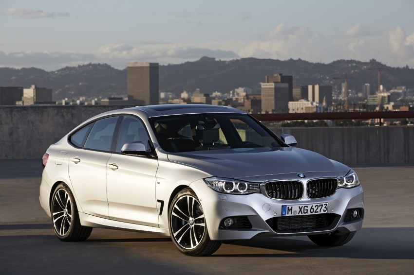 BMW 3-Series Gran Turismo – the wraps come off Image #153127