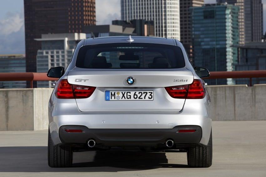BMW 3-Series Gran Turismo – the wraps come off Image #153128