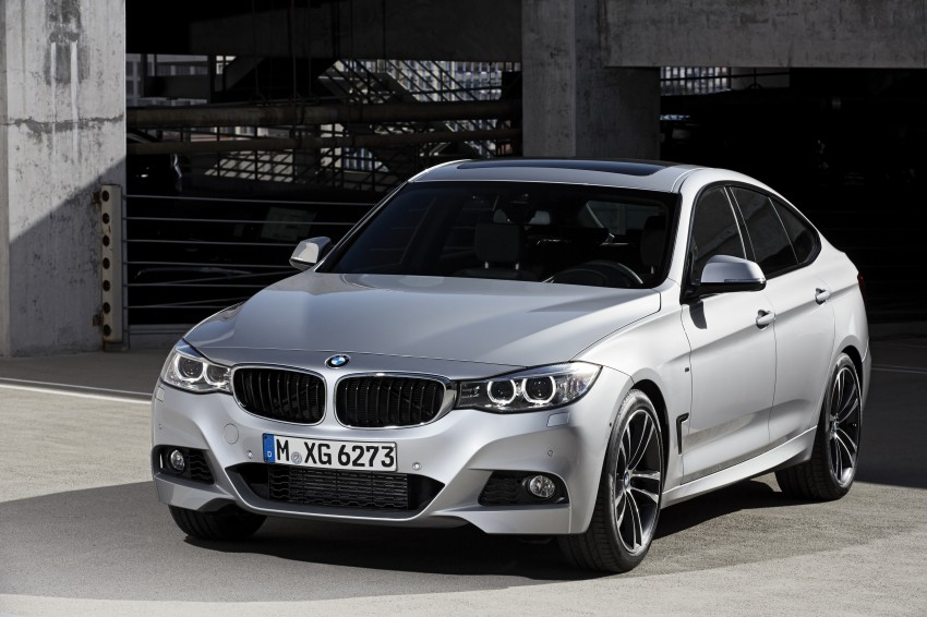 BMW 3-Series Gran Turismo – the wraps come off Image #153129