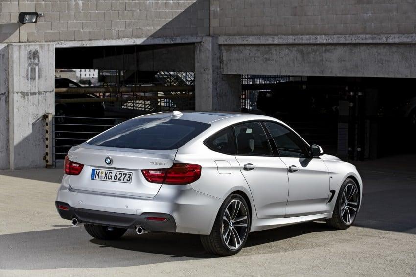 BMW 3-Series Gran Turismo – the wraps come off Image #153130