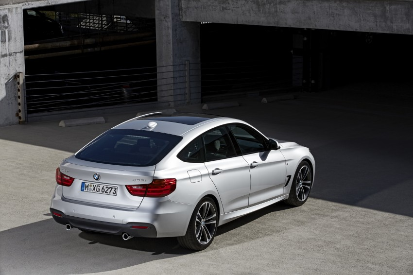 BMW 3-Series Gran Turismo – the wraps come off Image #153131