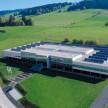 B&R Workshop in La Chaux-de-Fonds, Switzerland