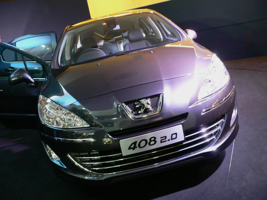Peugeot 408 launched – Turbo at RM126k, 2.0 at RM110k Image #107580