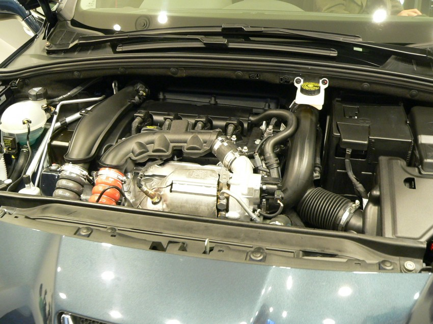 Peugeot 408 launched – Turbo at RM126k, 2.0 at RM110k Image #107622