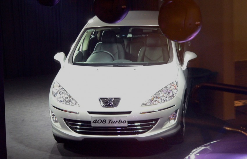Peugeot 408 launched – Turbo at RM126k, 2.0 at RM110k Image #107620