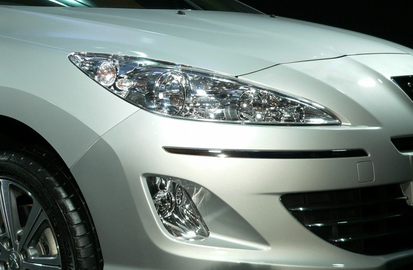 Peugeot 408 launched – Turbo at RM126k, 2.0 at RM110k Image #107635