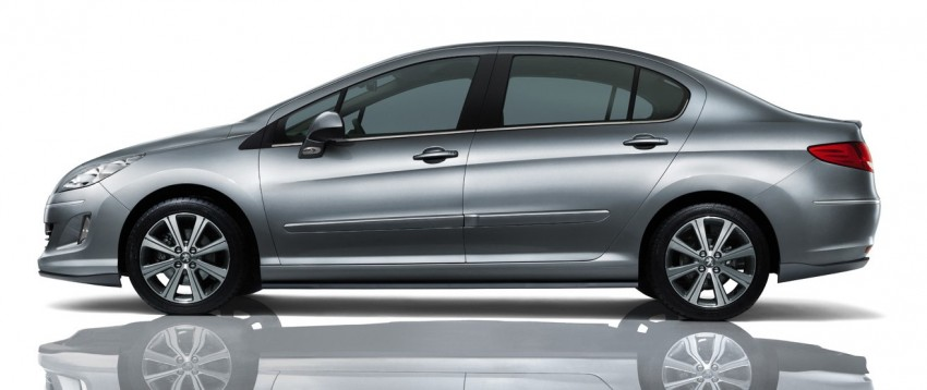 Peugeot 408 launched – Turbo at RM126k, 2.0 at RM110k Image #107640