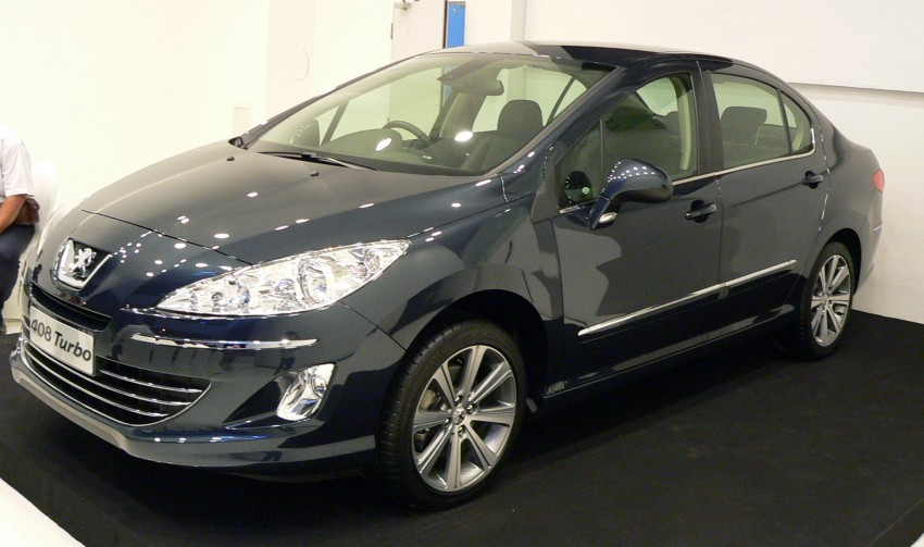 Peugeot 408 launched – Turbo at RM126k, 2.0 at RM110k Image #107609
