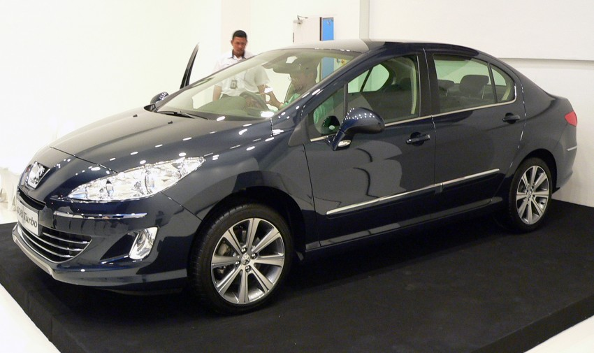 Peugeot 408 launched – Turbo at RM126k, 2.0 at RM110k Image #107619