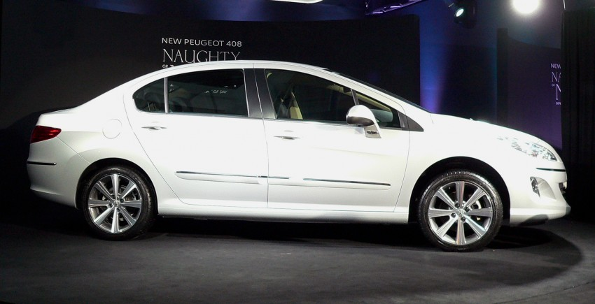 Peugeot 408 launched – Turbo at RM126k, 2.0 at RM110k Image #107611