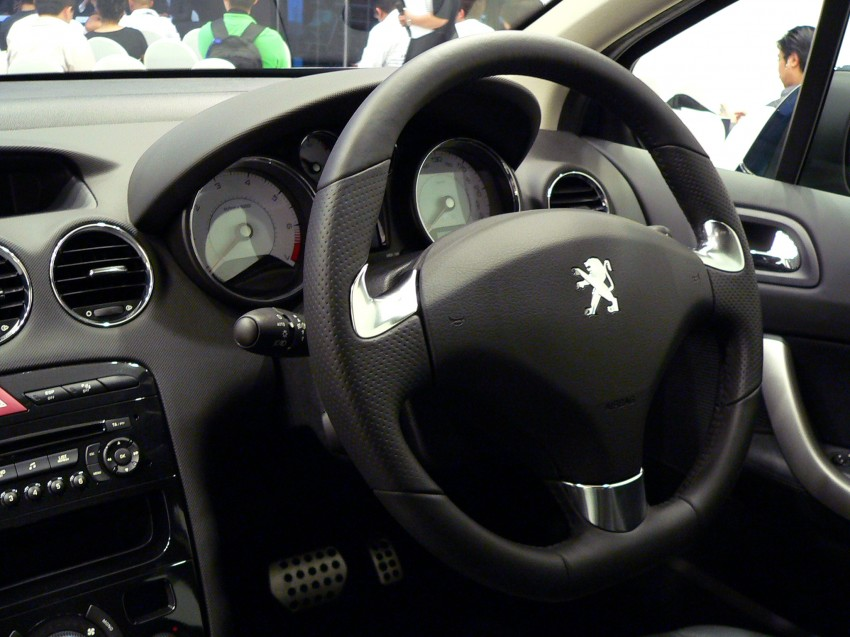 Peugeot 408 launched – Turbo at RM126k, 2.0 at RM110k Image #107608