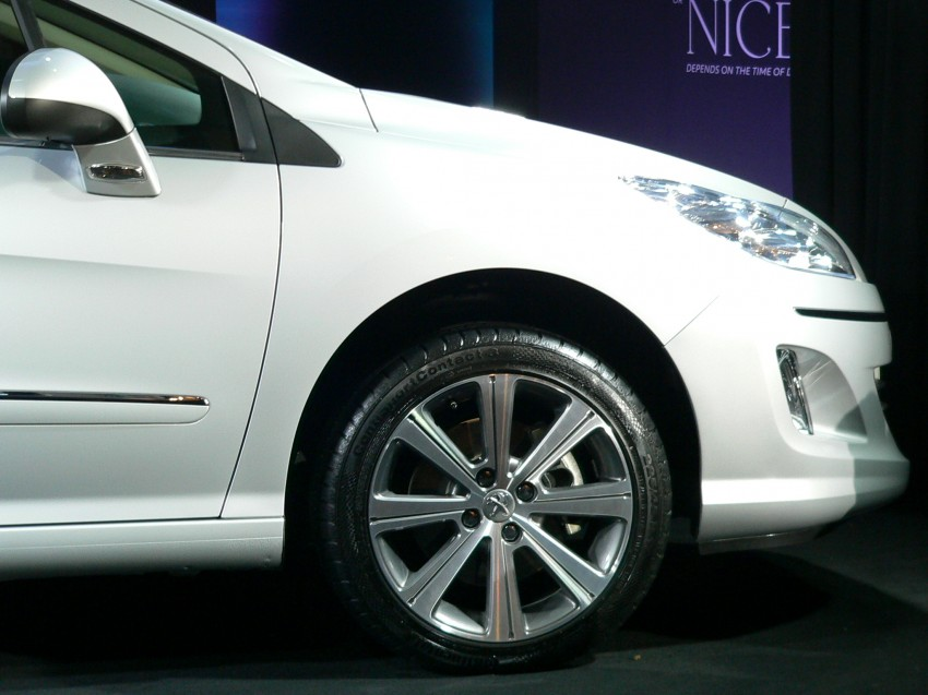 Peugeot 408 launched – Turbo at RM126k, 2.0 at RM110k Image #107610