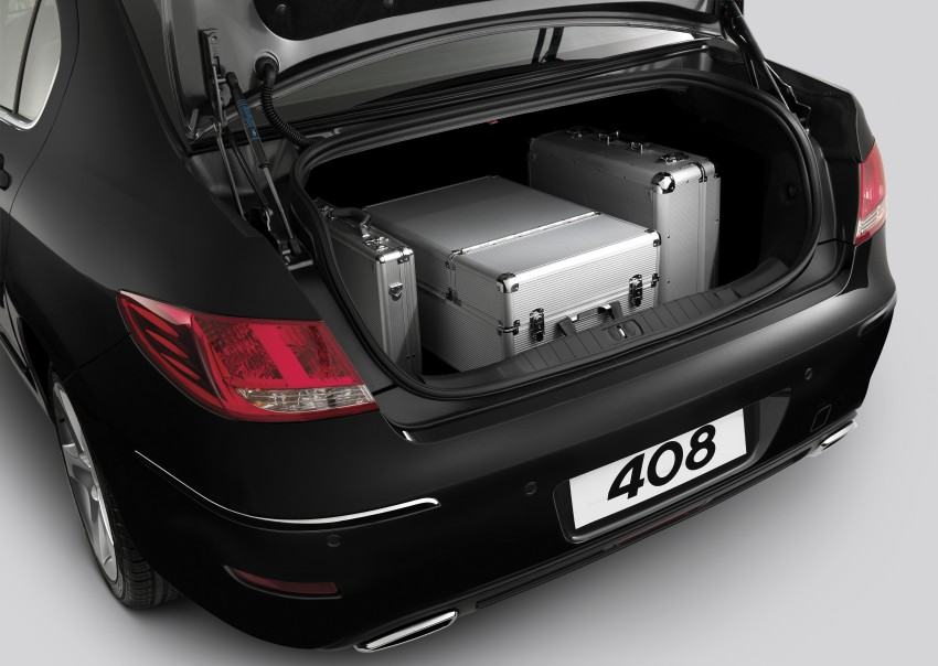 Peugeot 408 launched – Turbo at RM126k, 2.0 at RM110k Image #107671