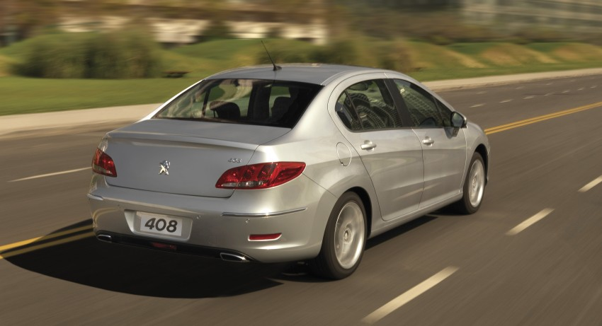 Peugeot 408 launched – Turbo at RM126k, 2.0 at RM110k Image #107692