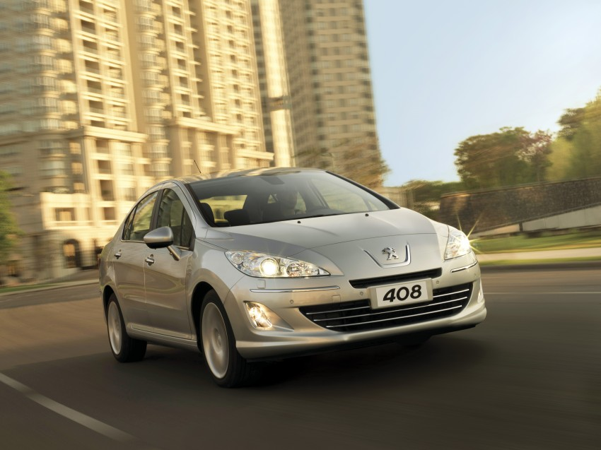 Peugeot 408 launched – Turbo at RM126k, 2.0 at RM110k Image #107690