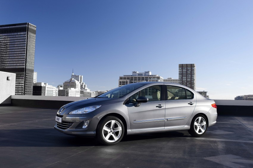 Peugeot 408 launched – Turbo at RM126k, 2.0 at RM110k Image #107688