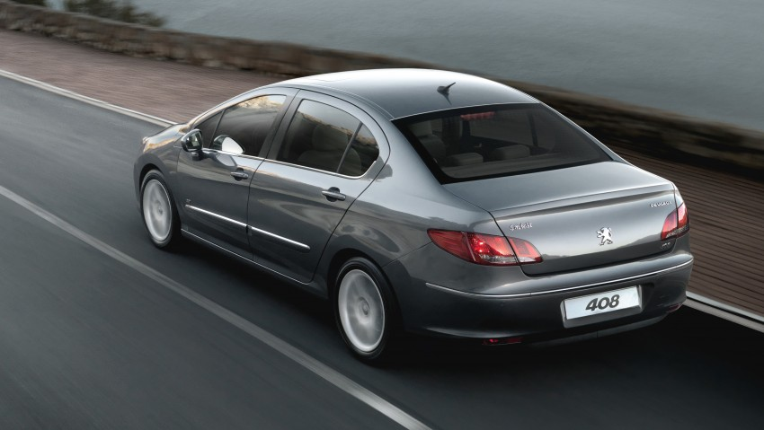 Peugeot 408 launched – Turbo at RM126k, 2.0 at RM110k Image #107693