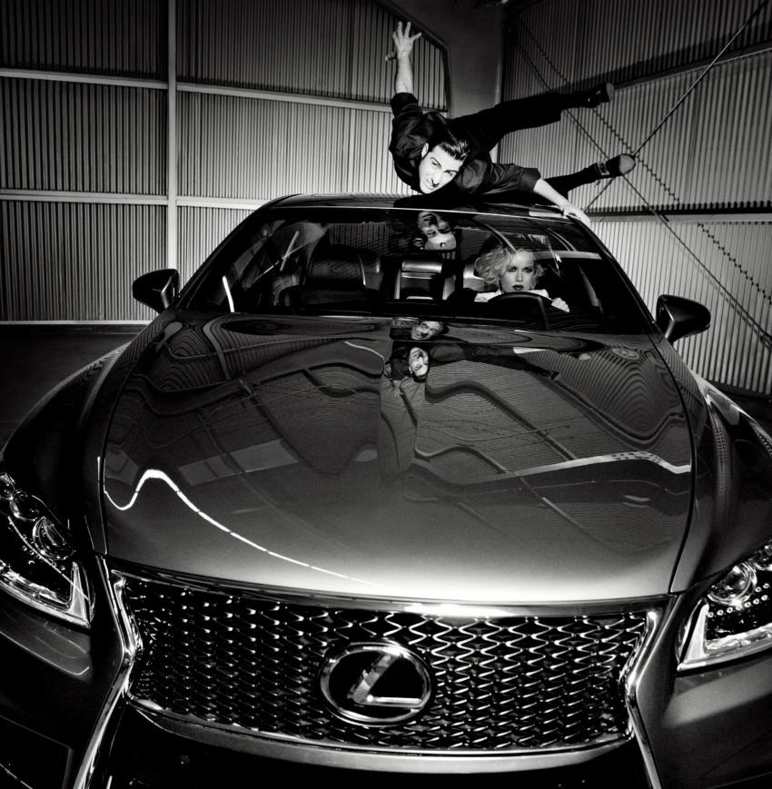 New Lexus LS unveiled, F Sport new addition to range Image #122433