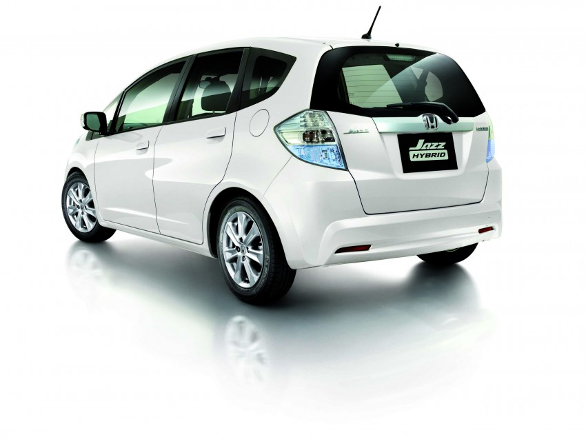 Honda Jazz Hybrid CKD launched, first hybrid to be assembled in Malaysia – RM89,900 Image #142559