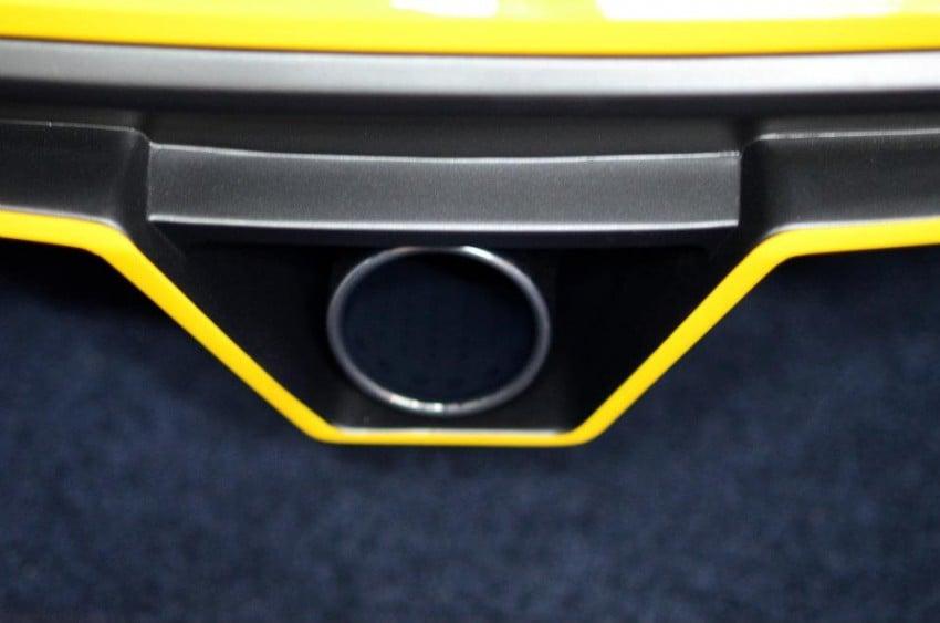 Proton Satria Neo S2000 Edition Supercharged Concept at Plaza Angsana JB Image #118360