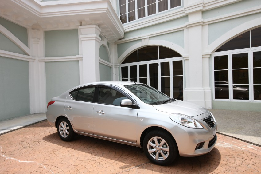 DRIVEN: Nissan Almera 1.5 CVTC, to Melaka and back Image #139832