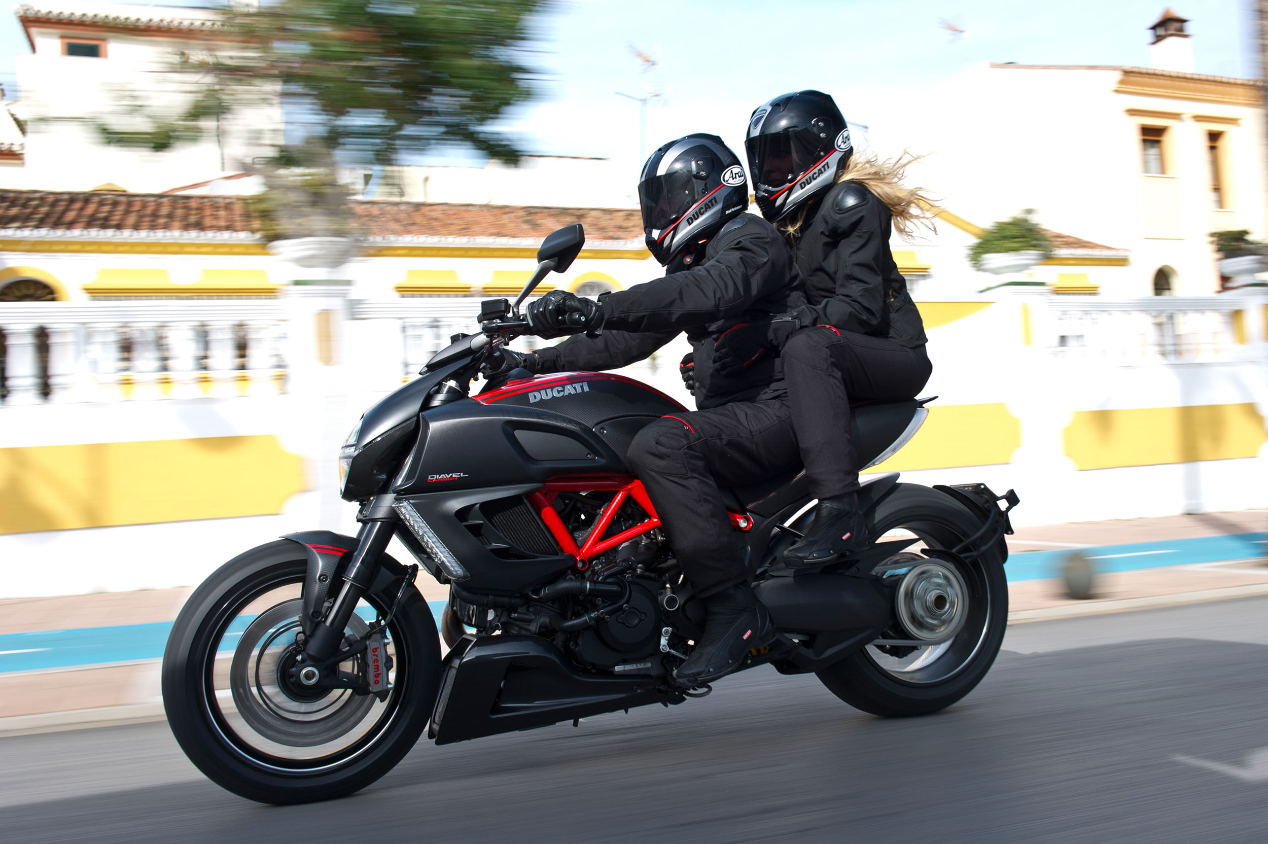Ducati Malaysia Introduces The Diavel And Monster Art