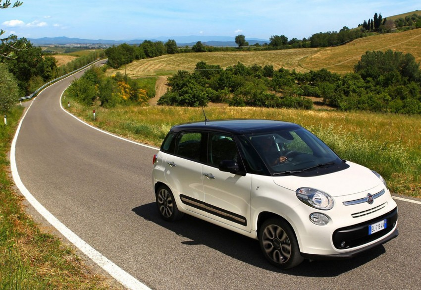 Fiat 500L – new five-door hatch powered by TwinAir engine, Lavazza coffee and Beats by Dr. Dre Image #116578
