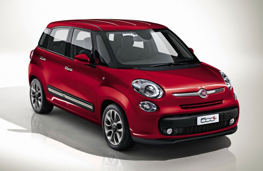Fiat 500L – new five-door hatch powered by TwinAir engine, Lavazza coffee and Beats by Dr. Dre Image #116579