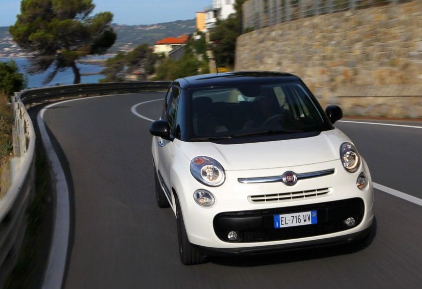 Fiat 500L – new five-door hatch powered by TwinAir engine, Lavazza coffee and Beats by Dr. Dre Image #116581