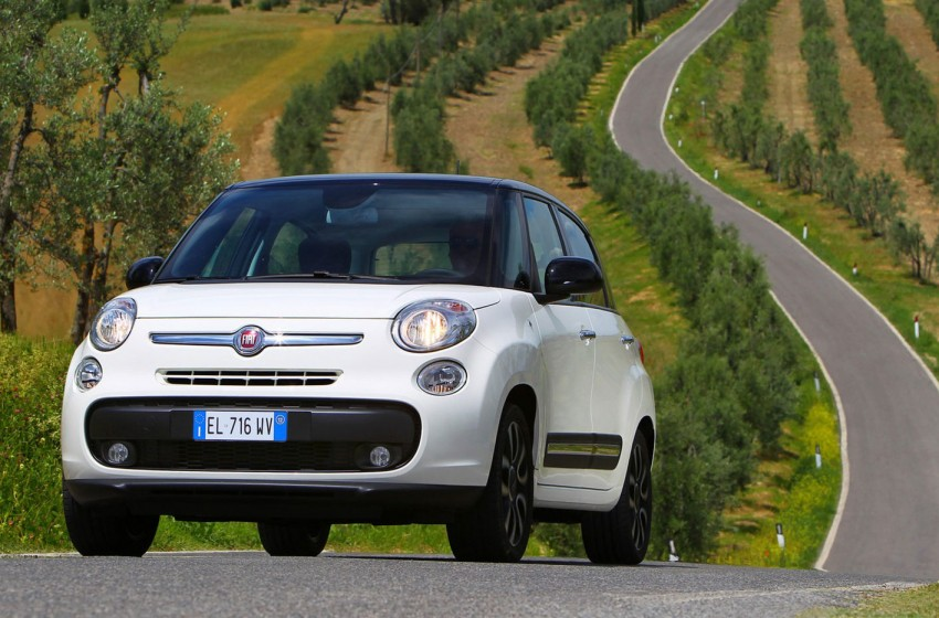 Fiat 500L – new five-door hatch powered by TwinAir engine, Lavazza coffee and Beats by Dr. Dre Image #116583
