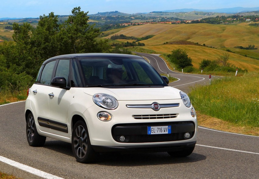 Fiat 500L – new five-door hatch powered by TwinAir engine, Lavazza coffee and Beats by Dr. Dre Image #116584