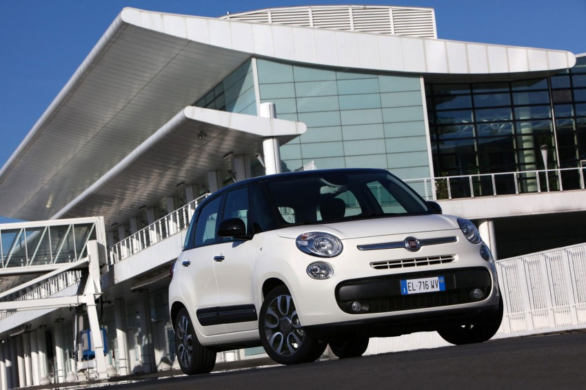 Fiat 500L – new five-door hatch powered by TwinAir engine, Lavazza coffee and Beats by Dr. Dre Image #116587