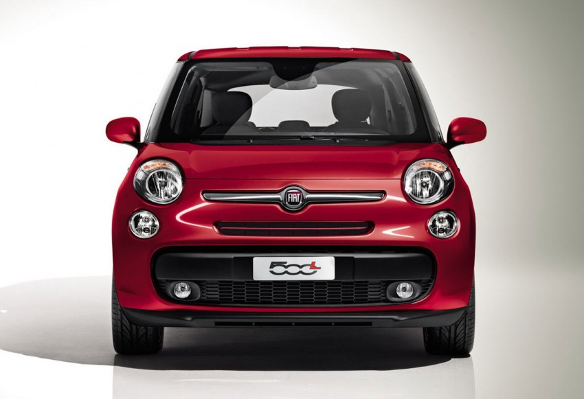 Fiat 500L – new five-door hatch powered by TwinAir engine, Lavazza coffee and Beats by Dr. Dre Image #116590