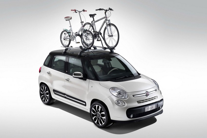 Fiat 500L – new five-door hatch powered by TwinAir engine, Lavazza coffee and Beats by Dr. Dre Image #116591