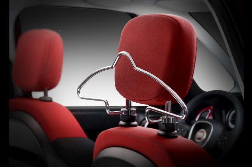 Fiat 500L – new five-door hatch powered by TwinAir engine, Lavazza coffee and Beats by Dr. Dre Image #116595