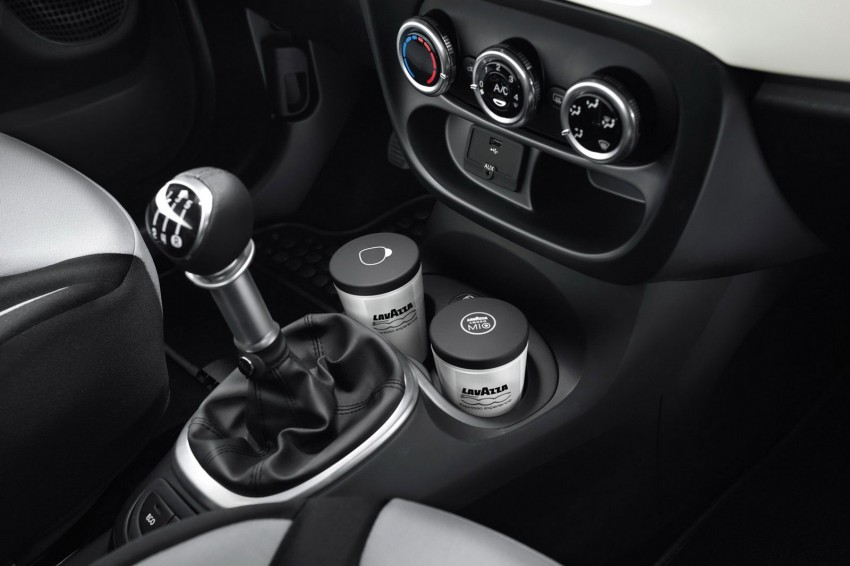 Fiat 500L – new five-door hatch powered by TwinAir engine, Lavazza coffee and Beats by Dr. Dre Image #116600