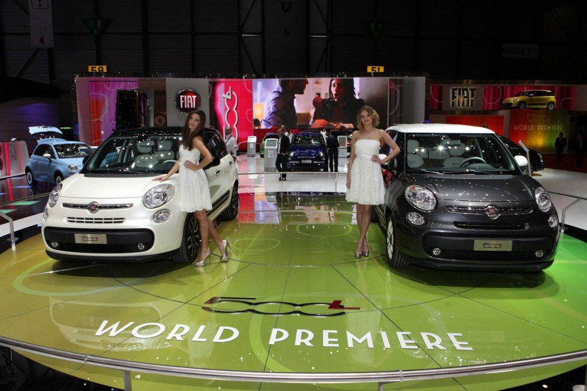 Fiat 500L – new five-door hatch powered by TwinAir engine, Lavazza coffee and Beats by Dr. Dre Image #116606