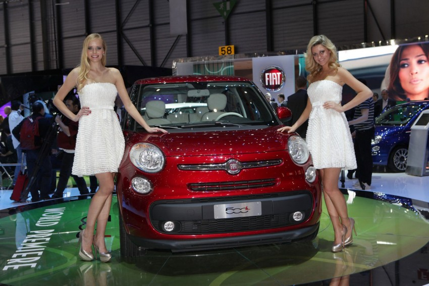Fiat 500L – new five-door hatch powered by TwinAir engine, Lavazza coffee and Beats by Dr. Dre Image #116607