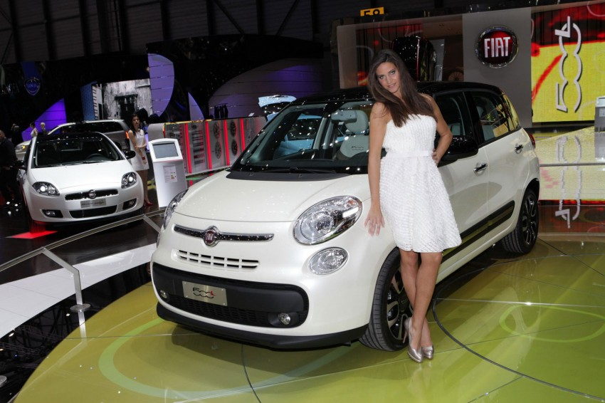 Fiat 500L – new five-door hatch powered by TwinAir engine, Lavazza coffee and Beats by Dr. Dre Image #116608