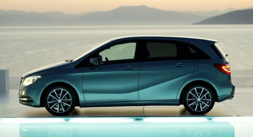 All-new Mercedes-Benz B-Class officially revealed! Image #66133