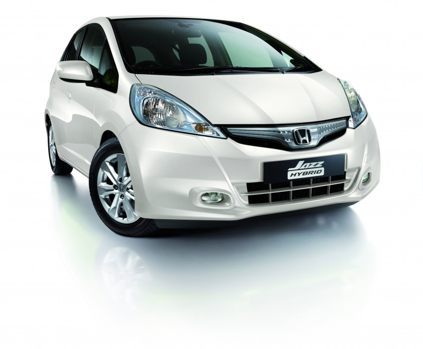 Honda Jazz Hybrid CKD launched, first hybrid to be assembled in Malaysia – RM89,900 Image #142560
