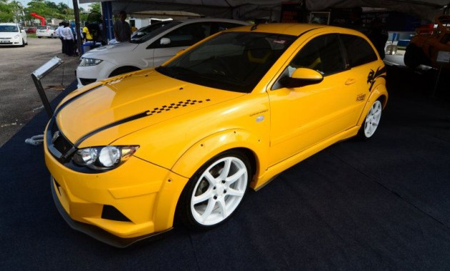 Cps Car Loan >> Proton Satria Neo S2000 Edition Supercharged Concept at ...