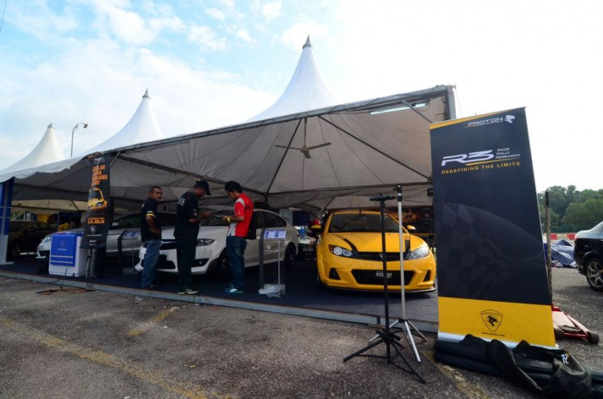 Proton Satria Neo S2000 Edition Supercharged Concept at Plaza Angsana JB Image #118363