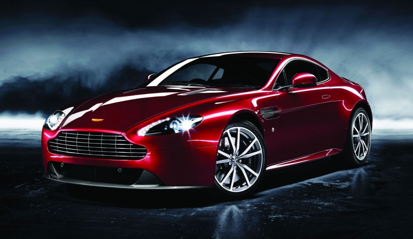Aston Martin turns 88 cars into dragons, all handcrafted Image #102569