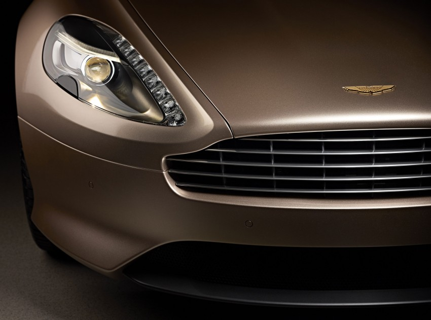 Aston Martin turns 88 cars into dragons, all handcrafted Image #102572