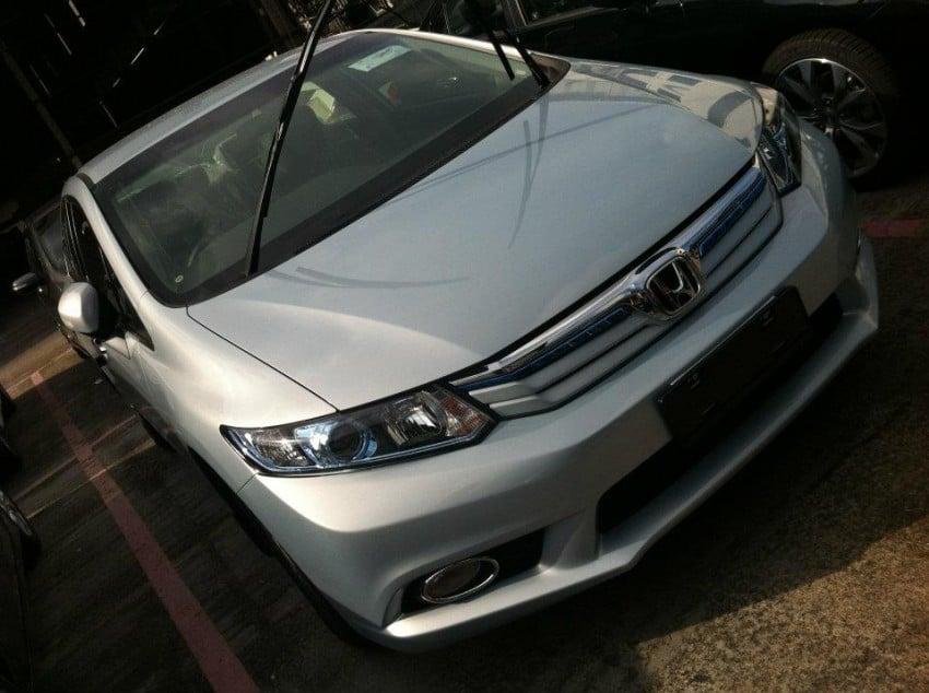 2012 Honda Civic Hybrid launching in Malaysia? Image #116955