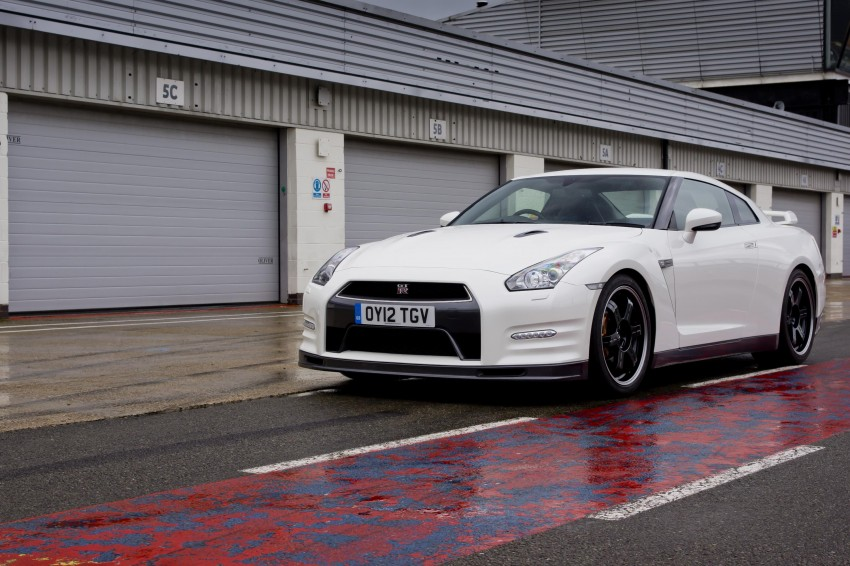 Nissan GT-R Track Pack – a leaner and meaner GT-R Image #103269