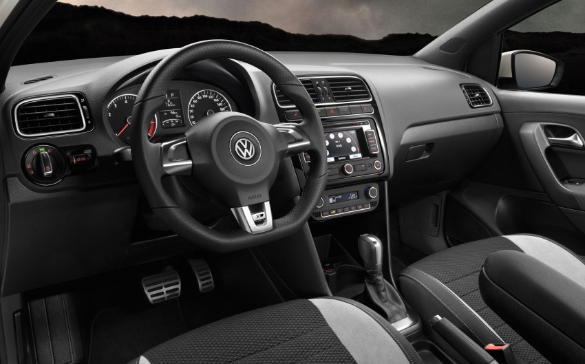 Volkswagen Polo R Line – gets more aggressive styling Image #103528